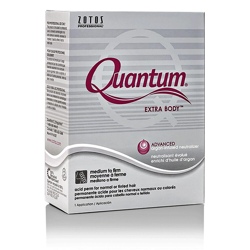 Quantum classic extra body acid perm for Classic acid