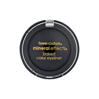 Mineral Effects Baked Cake Eyeliner Black