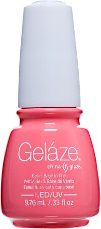 Shocking Pink Gelaze
