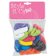 Children's Small Terry Ponytail Holders