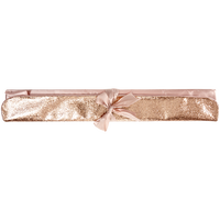 Rose Gold Holiday Hair Extension Case