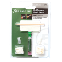 5 Second Nail Toppers Simply French Tip Kit