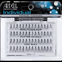 Individual Long Flare Lashes