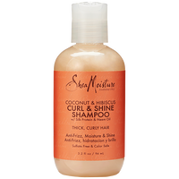 Curl & Shine Travel Shampoo