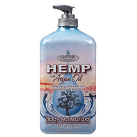 Moist Hemp Argan Oil Body Moisturizer