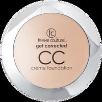 Get Corrected CC Creme Foundation Natural Buff