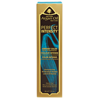 Perfect Intensity Electric Teal Semi Permanent Hair Color