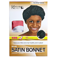 Deluxe Satin Kids Bonnet