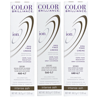 Intense Ash Shades Permanent Creme Hair Color