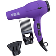 Purple Turbo Hair Dryer