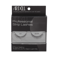 Professional Strip Lashes #109 6 Pack