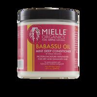Babassu Oil & Mint Deep Conditioner