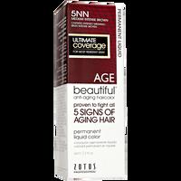 5NN Medium Intense Brown Permanent Liquid Hair Color