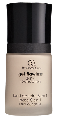 Get Flawless Fair 8 in 1 Foundation