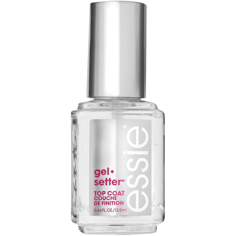 essie gel setter top coat. Black Bedroom Furniture Sets. Home Design Ideas