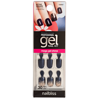 Around Midnight Gel Nail Kit