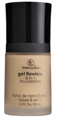 Get Flawless Medium 8 in 1 Foundation