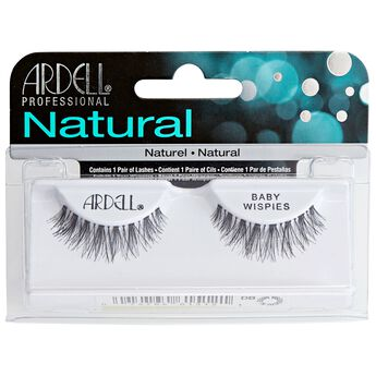 Ardell Natural Lash Baby Wispies Black