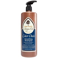 Argan Oil Color Oasis Smoothing Shampoo 33.8 oz.