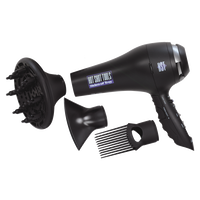 Turbo Boost Tourmaline Hair Dryer