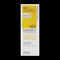 Anti-Aging HLA High Lift Ash Blonde Permanent Liquid Hair Color