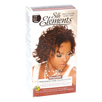 Jazzy Red Permanent Hair Color