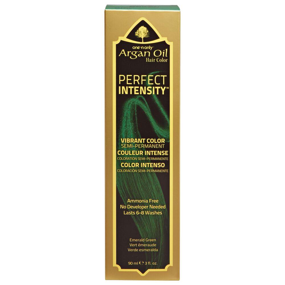 Argan Oil Hair Color Intensity