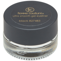 Mineral Effects Ultra Smooth Gel Eyeliner Black