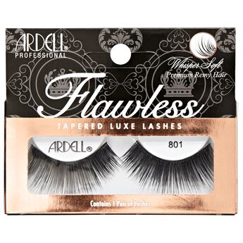 Ardell Flawless Tapered Luxe Lashes #801