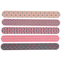 Retro Pattern Nail Files