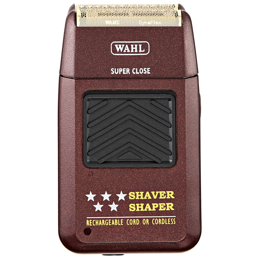 wahl rechargeable bump free 5 star shaver. Black Bedroom Furniture Sets. Home Design Ideas
