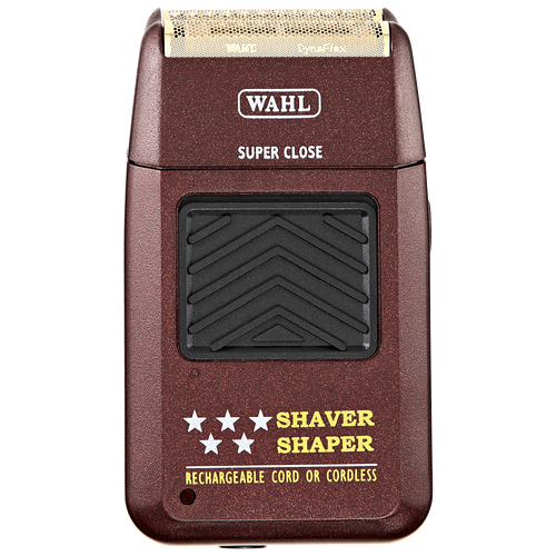 nullRechargeable Bump Free 5 Star Shaver