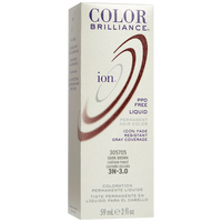 3N Dark Brown Permanent Liquid Hair Color