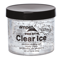 Clear Ice Protein Gel