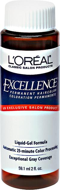 Light Ash Brown Permanent Liquid Hair Color
