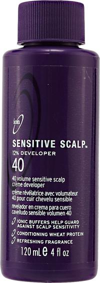 Sensitive Scalp 40 Volume Creme Developer