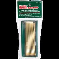 Blonde Premium Roller Pins
