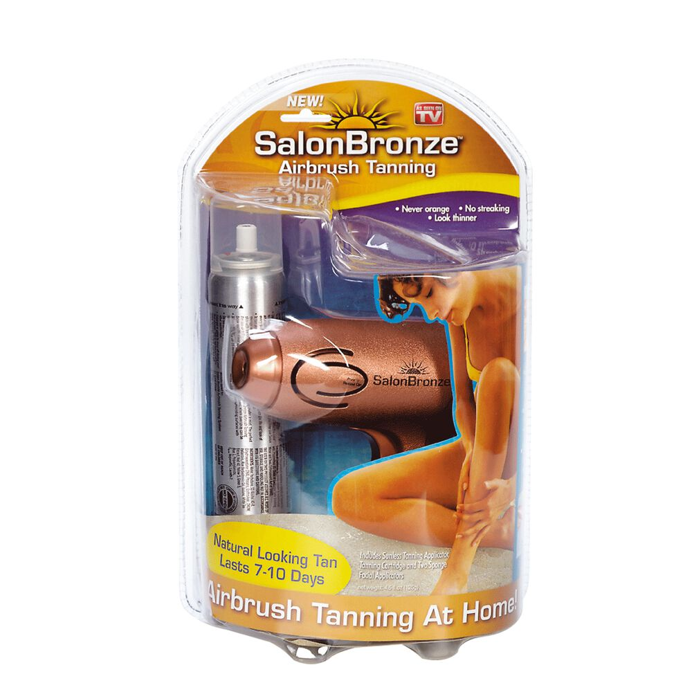 Beauty Space Spray Tan: Salon Bronze Airbrush Tanning System