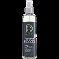 Almond & Avocado Curl Control & Shine Mist
