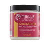 Babassu Oil & Mint Deep Conditioner