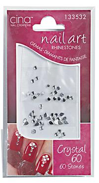 Crystal Rhinestone Nail Art