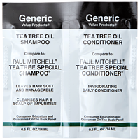 Tea Tree Shampoo & Conditioner Duo Packette