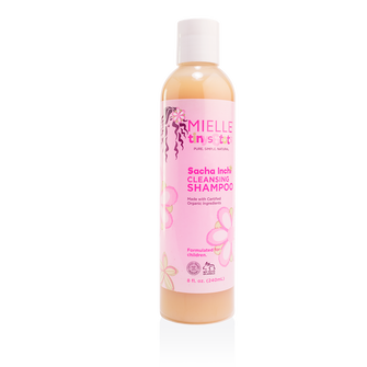 Sacha Inchi Cleansing Shampoo