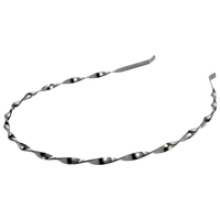 Metal Twisted Headband