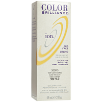 9N Very Light Blonde Permanent Liquid Hair Color