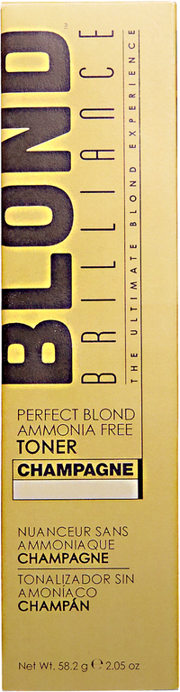 Champagne Perfect Blond Ammonia Free Toner
