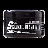 S Curl Beard Balm