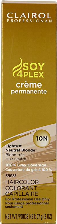 10N Lightest Neutral Blonde Premium Creme Hair Color