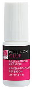 Clear Brush-On Nail Glue