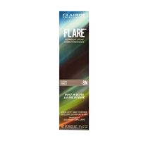 FLARE Sandy Permanent Cream Hair Color